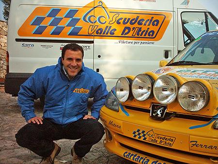 Scuderia Valle D'Itria - Chi siamo - Scuderia Valle D\'Itria pilotare per passione