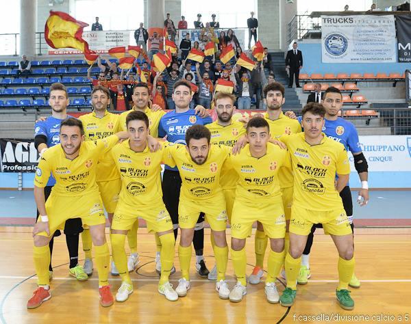 Futsal BLOCK STEM Cisternino: ragazzi siamo con voi !!! - Scuderia Valle D\'Itria pilotare per passione