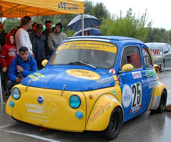Un esempio da seguire - Scuderia Valle D\'Itria pilotare per passione