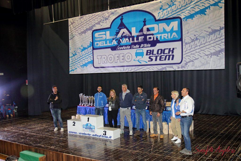 Promosso a pieni voti il 3° Slalom della Valle D'itria - Scuderia Valle D\'Itria pilotare per passione