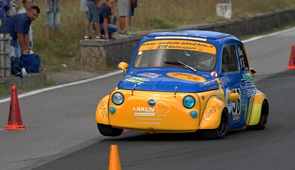 Un diciottenne veloce veloce... - Scuderia Valle D\'Itria pilotare per passione